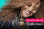 "Crystal Waters - Stockton welcomes a true music legend and ""International Dance Diva""!"