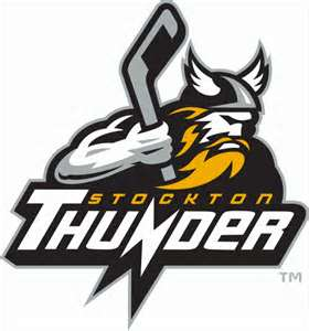 Thunder Goalie Called to the AHL