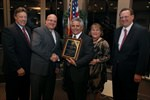 San Joaquin Sheriff Steve Moore honored as Scouting's 2013 Distinguished Citizen
