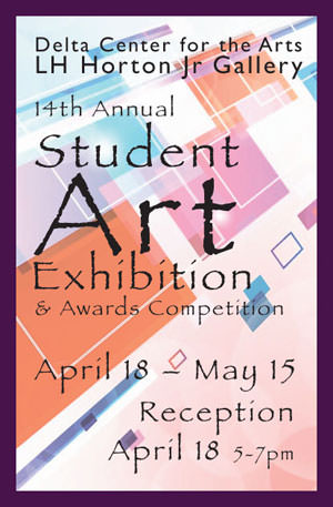 14th Annual Student Art Exhibition & Awards Competition