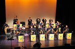 "U.S. Air Force Jazz Band ""The Commanders"" soars into Atherton Auditorium for a FREE Concert, April 14"