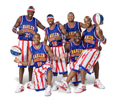"Harlem Globetrotters 2013 ""You Write the Rules"" World Tour"