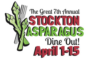 Great Stockton Asparagus Dine Out
