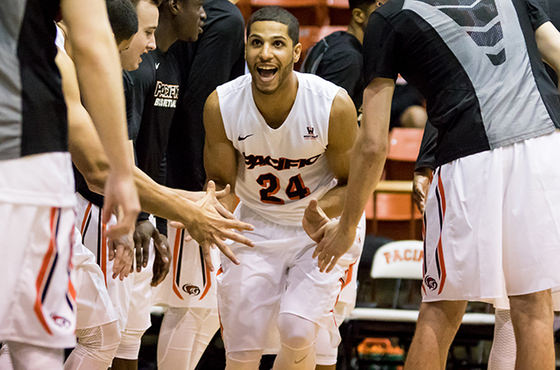 Big Three Home Games in January for the Pacific Tigers