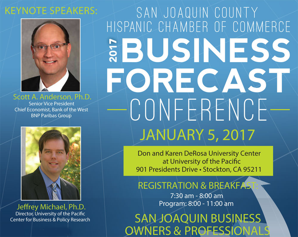 SJCHCC to Present 7th Annual Business Forecast Conference