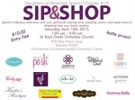 Sip & Shop hosted by the Daughters of Penelope Sparta #18 Local Chapter