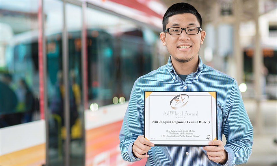 RTD Receives APTA AdWheels Award