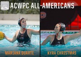 Christmas and Duarte Earn All-American Honors