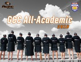10 Tigers Clinch GCC-All Academic Team