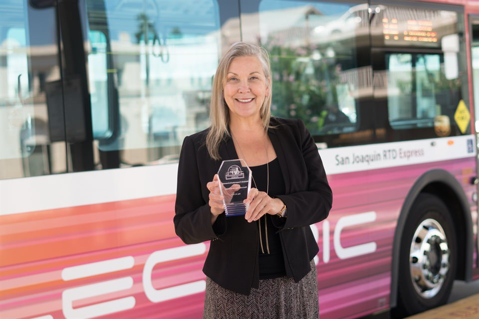 RTD wins CTF Sustainable Transportation / Environmental Project of the Year