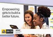 Delta College hosts new technology program for middle school girls