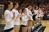 Tigers Receive AVCA Team Academic Award