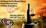 Women's soccer host's annual Kickoff Meet and Greet on August 11