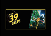 "Stockton Civic Theatre presents ""The 39 Steps"""