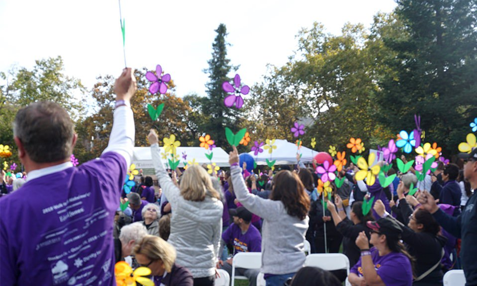 Stockton Walk to End Alzheimer's raises over $195,000 to find a cure