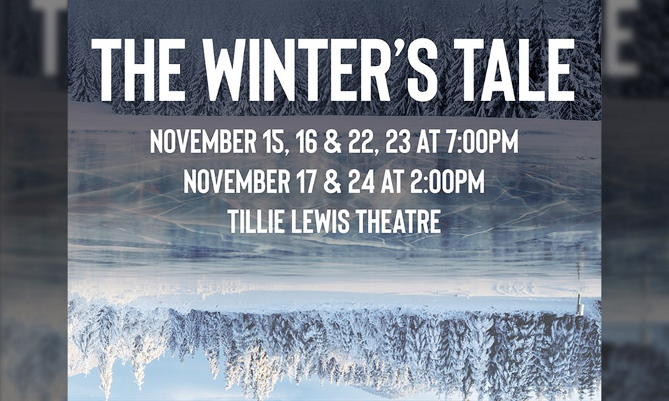 Shakespeare classic 'The Winter's Tale' comes to Delta