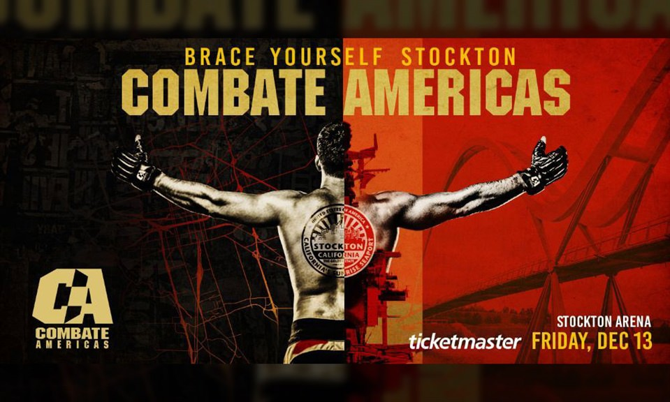 Combate Americas Returns to Stockton Arena
