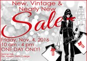 Nearly New Sale is Back with Great Deals for a Steal!
