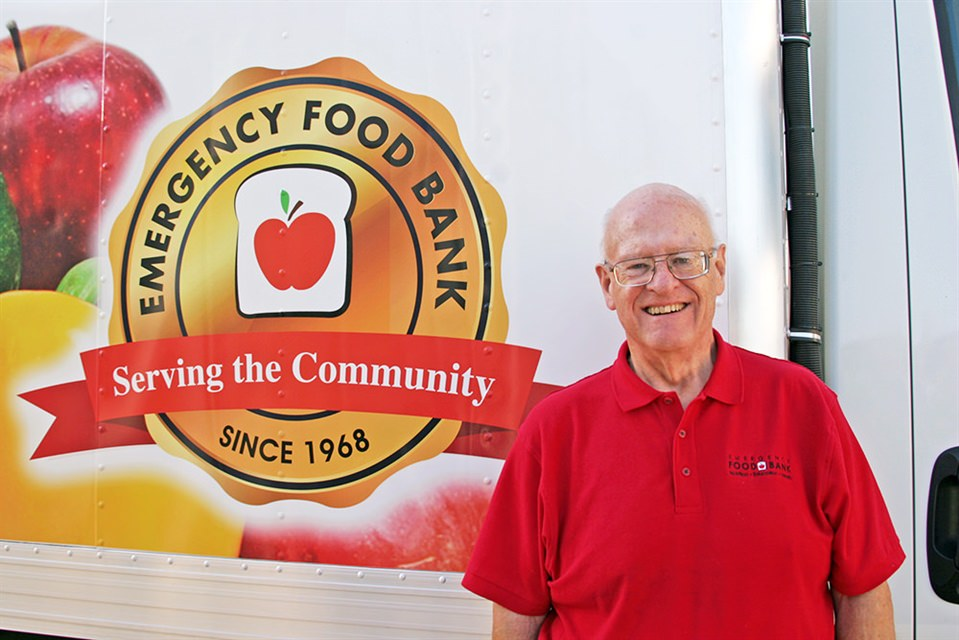 Emergency Food Bank Announces the Appointment of Dr. Leonard O. Hansen, Ph.D. as its new CEO