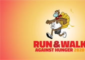 Stockton's Run & Walk Against Hunger Goes Virtual