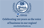 Stockton Chamber of Commerce Celebrates 120th Anniversary