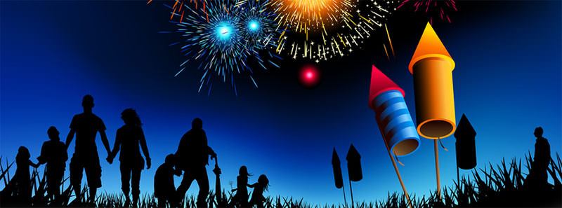 Safety Steps for Travel, Grilling and Fireworks