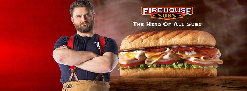 Grand Opening of First Firehouse Subs in Stockton
