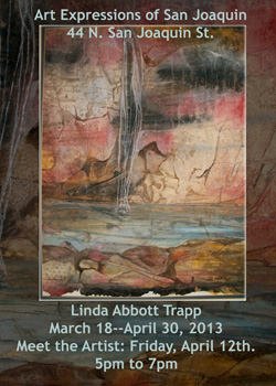 Art Expressions of San Joaquin holds Exhibit for Linda Abbott Trapp