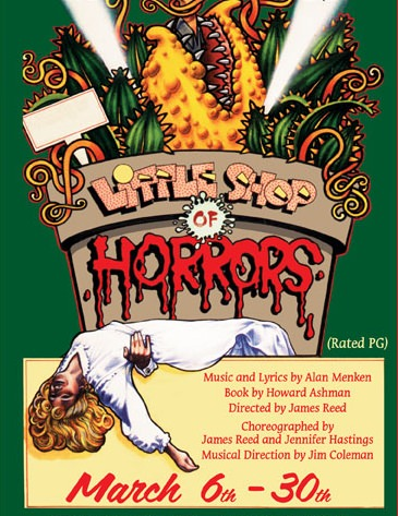 Stockton Civic Theatre Presents Little Shop of Horrors