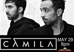Mexican pop rock group Camila to perform at the Bob Hope Theatre