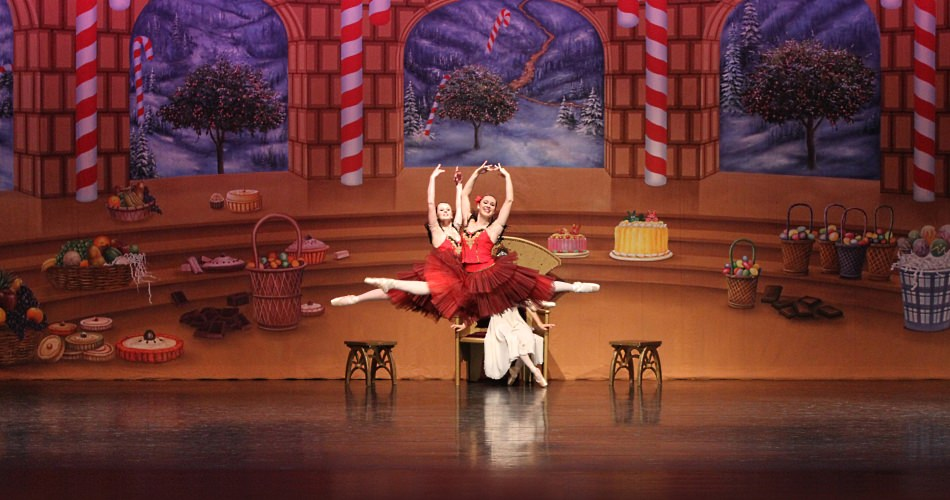 Experience the Holiday Magic of The Nutcracker