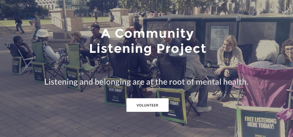 Sidewalk Talk:  Free Listening on the Streets of Stockton